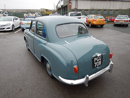 1954 MORRIS COWLEY 1200 Saloon SOLD (picture 4 of 6)