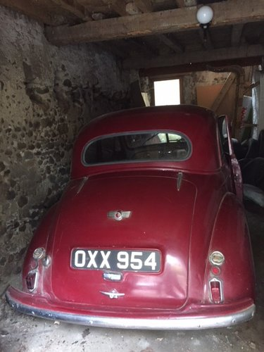 Morris Minor 1954, 'new' gold seal engine REDUCED For Sale (picture 2 of 6)