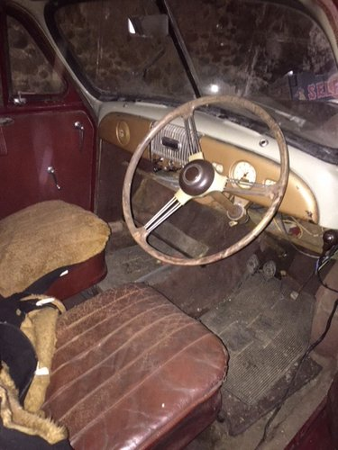 Morris Minor 1954, 'new' gold seal engine REDUCED For Sale (picture 3 of 6)