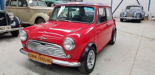 1963 Morris Mini not Cooper by Firma Trading Classic Cars  For Sale (picture 1 of 6)