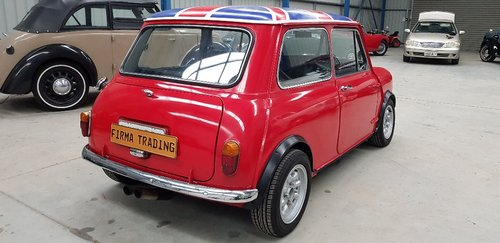1963 Morris Mini not Cooper by Firma Trading Classic Cars  For Sale (picture 2 of 6)