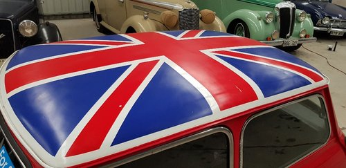 1963 Morris Mini not Cooper by Firma Trading Classic Cars  For Sale (picture 3 of 6)