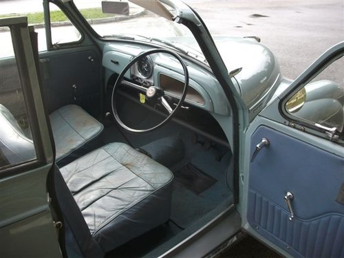 1966 Genuine Morris Minor Convertible SOLD (picture 5 of 6)