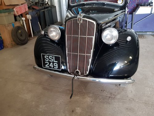 1939 Morris Ten – Four Saloon For Sale (picture 1 of 6)