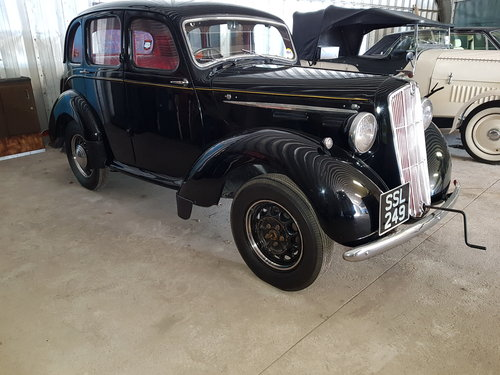 1939 Morris Ten – Four Saloon For Sale (picture 2 of 6)