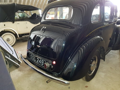1939 Morris Ten – Four Saloon For Sale (picture 3 of 6)