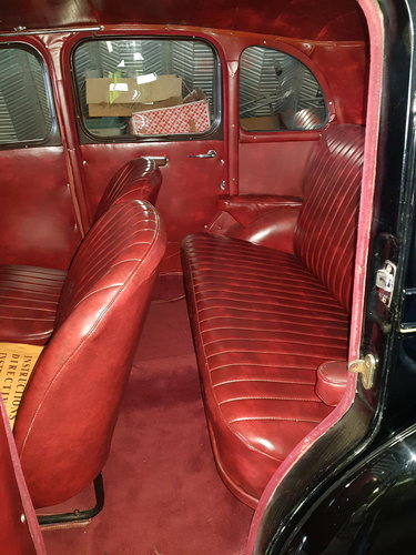 1939 Morris Ten – Four Saloon For Sale (picture 4 of 6)