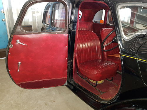 1939 Morris Ten – Four Saloon For Sale (picture 5 of 6)