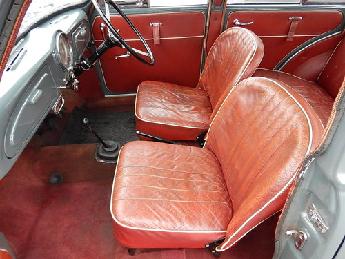 1957 MORRIS MINOR 1000 Four Door Saloon ~  SOLD (picture 5 of 6)
