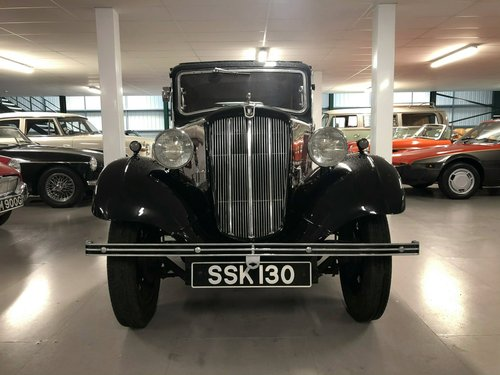 1938 Morris 8 Four Door Saloon Series II SOLD (picture 2 of 6)