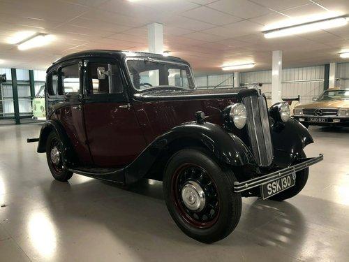 1938 Morris 8 Four Door Saloon Series II SOLD (picture 3 of 6)