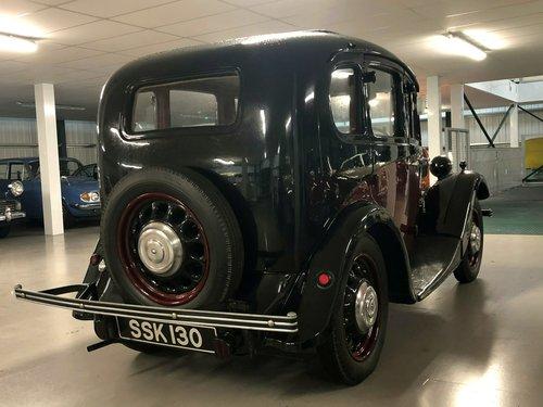 1938 Morris 8 Four Door Saloon Series II SOLD (picture 4 of 6)