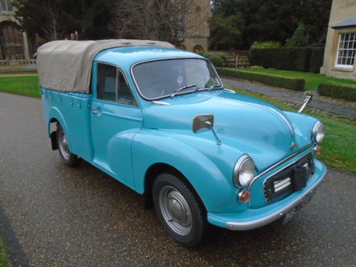 1969 Morris Pick-Up For Sale (picture 1 of 6)