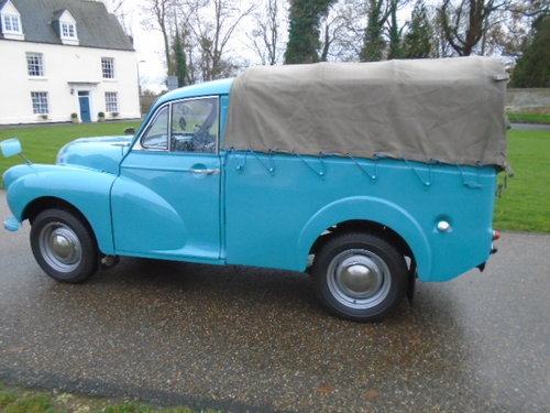 1969 Morris Pick-Up For Sale (picture 2 of 6)