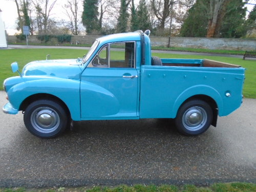 1969 Morris Pick-Up For Sale (picture 3 of 6)