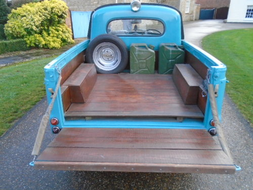 1969 Morris Pick-Up For Sale (picture 4 of 6)