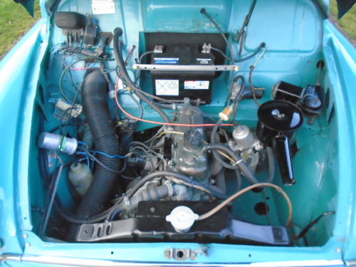1969 Morris Pick-Up For Sale (picture 6 of 6)