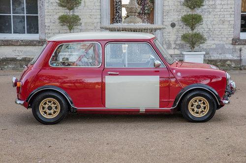 1967 Swituned Morris Mini Cooper MkI Monte Carlo Car SOLD (picture 3 of 6)