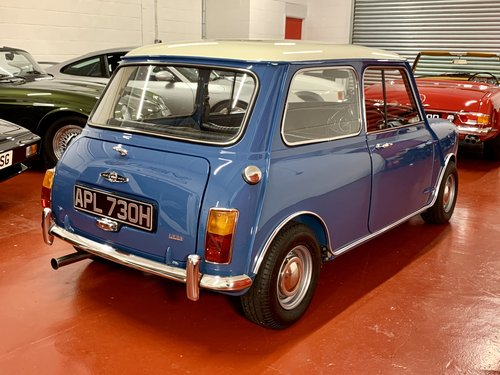 1969 Morris Mini Cooper S - NOW SOLD SIMILAR CLASSICS REQUIRED For Sale (picture 2 of 6)