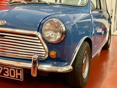 1969 Morris Mini Cooper S - NOW SOLD SIMILAR CLASSICS REQUIRED For Sale (picture 6 of 6)