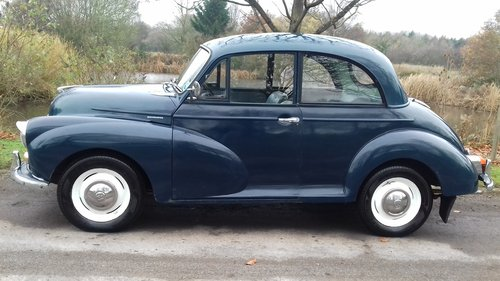 1966 MORRIS MINOR 2DR SALOON ~ GREAT 'ENTRY LEVEL' CLASSIC!! SOLD (picture 5 of 6)