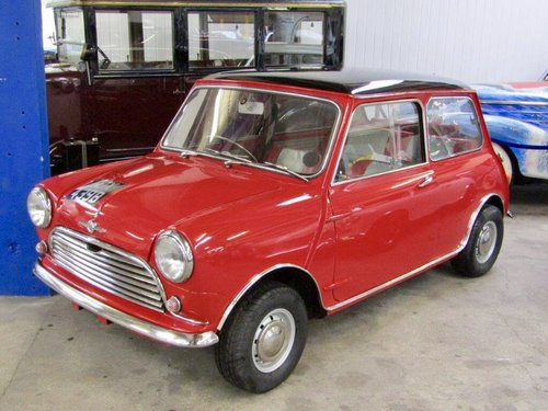 NOW SOLD / MORRIS / AUSTIN MINI COOPER S  1964  For Sale (picture 1 of 6)
