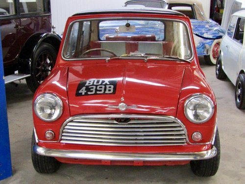 NOW SOLD / MORRIS / AUSTIN MINI COOPER S  1964  For Sale (picture 2 of 6)