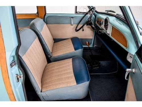 1975 Morris Minor Traveller Estate For Sale (picture 5 of 6)