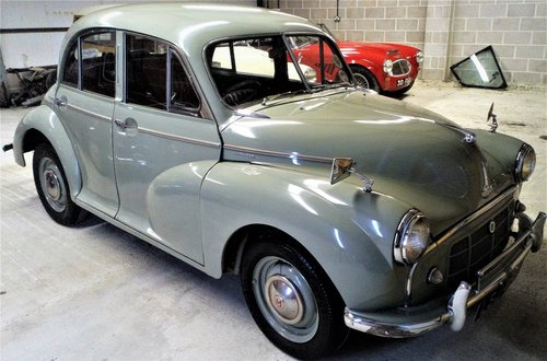 1953 Morris Minor split screen.  For Sale (picture 1 of 6)