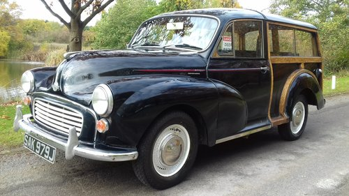 1971 MORRIS MINOR TRAVELLER 'BESSIE' ~ OLDER RESTORATION SOLD (picture 1 of 6)