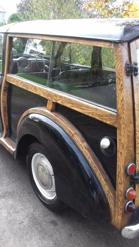 1971 MORRIS MINOR TRAVELLER 'BESSIE' ~ OLDER RESTORATION SOLD (picture 2 of 6)