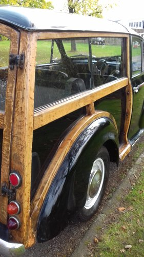 1971 MORRIS MINOR TRAVELLER 'BESSIE' ~ OLDER RESTORATION SOLD (picture 3 of 6)