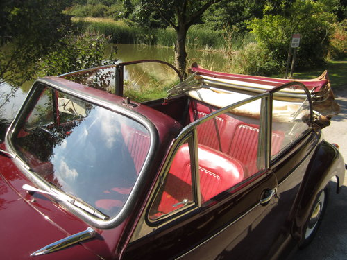 1970 MORRIS MINOR 'CLARISSA' CONVERTIBLE ~ VERY PRESENTABLE SOLD (picture 2 of 6)