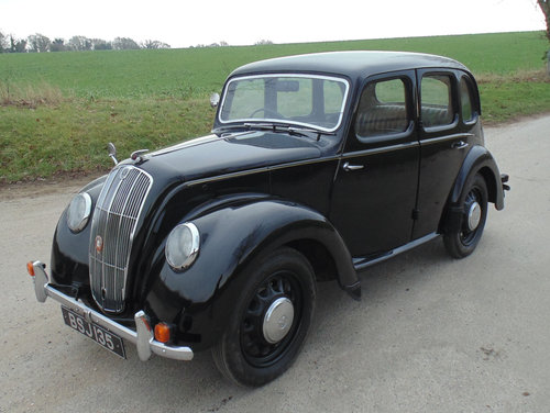 1948 Morris Eight Series E SOLD (picture 1 of 6)