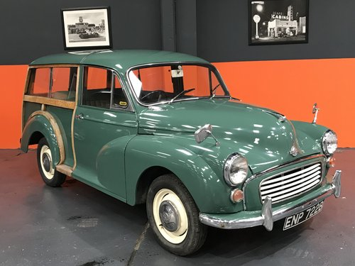 1967 morris minor traveller *beautiful* SOLD (picture 1 of 6)