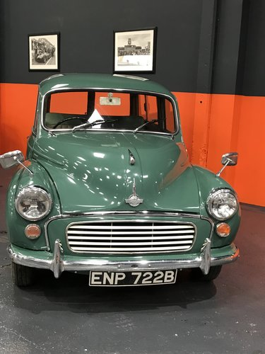 1967 morris minor traveller *beautiful* SOLD (picture 2 of 6)