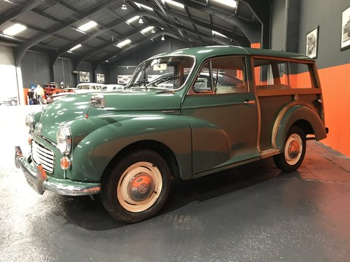 1967 morris minor traveller *beautiful* SOLD (picture 3 of 6)