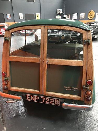 1967 morris minor traveller *beautiful* SOLD (picture 5 of 6)