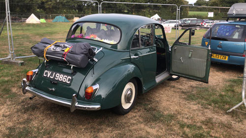 MORRIS MINOR 1965 4 door For Sale (picture 5 of 6)