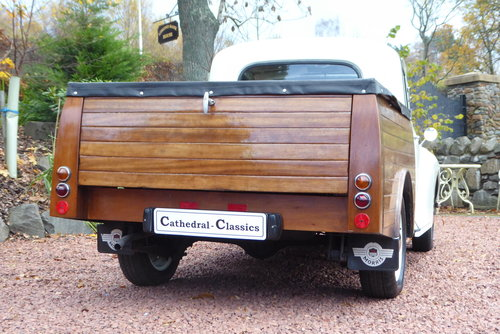1970  Morris 1000 8 cwt unique Pick-Up Truck with bespoke cedar  SOLD (picture 5 of 6)