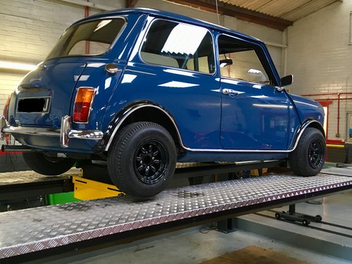 Genuine and rare 1970 Mini Cooper S mk3 for sale SOLD (picture 6 of 6)