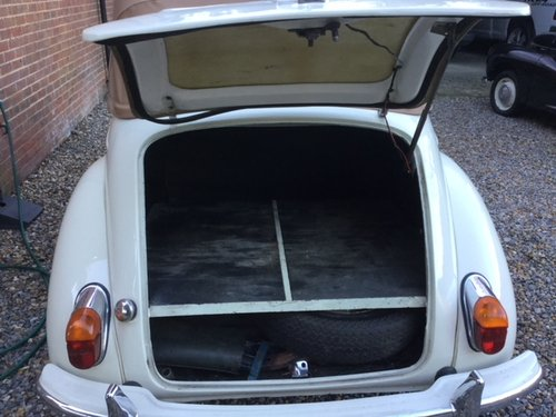 1969 Morris Minor 1000, 1098cc, Convertible For Sale (picture 4 of 6)