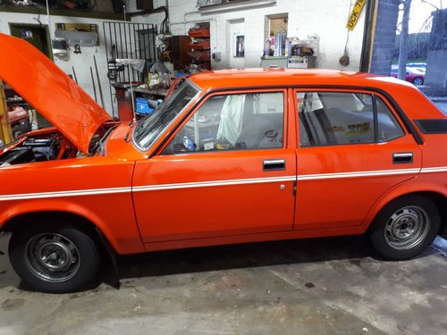 1982 MORRIS ITAL 1300 39K MILES EXCELLENT CONDITION FAMILY O For Sale (picture 1 of 3)