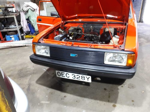 1982 MORRIS ITAL 1300 39K MILES EXCELLENT CONDITION FAMILY O For Sale (picture 2 of 3)