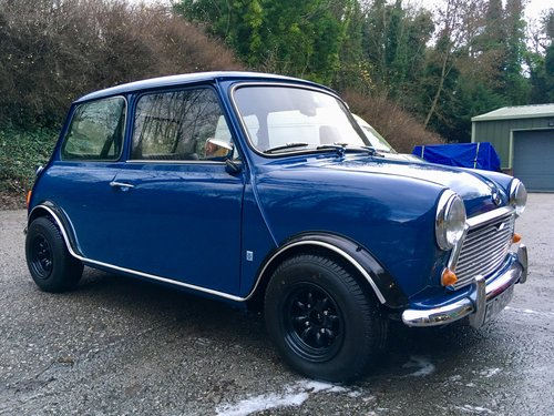 Genuine and rare 1970 Mini Cooper S mk3 for sale SOLD (picture 1 of 6)