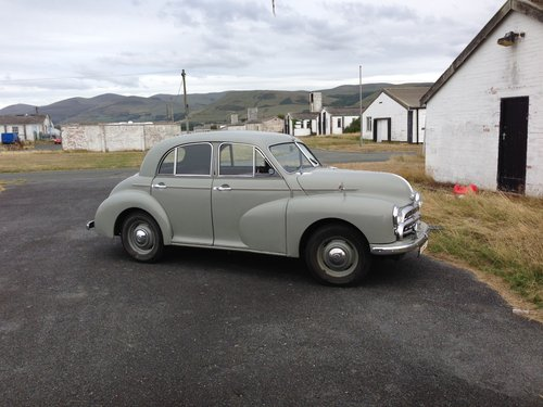 1952 Morris Oxford Series MO For Sale (picture 3 of 4)