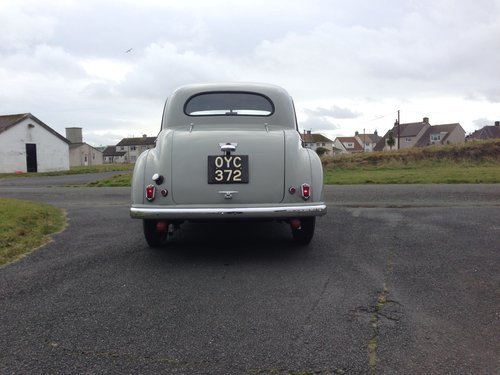 1952 Morris Oxford Series MO For Sale (picture 4 of 4)