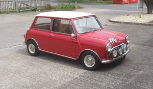 Morris Mini Cooper S MkI 1,275cc: 16 Feb 2019 For Sale by Auction