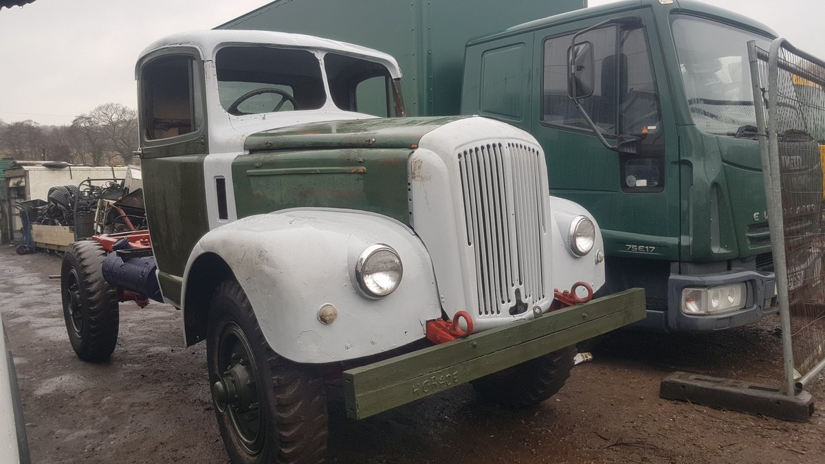 Morris commercial mra1 1950s 4x4 For Sale (picture 1 of 5)