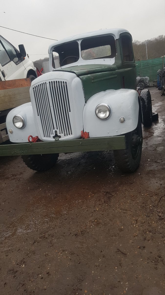 Morris commercial mra1 1950s 4x4 For Sale (picture 3 of 5)
